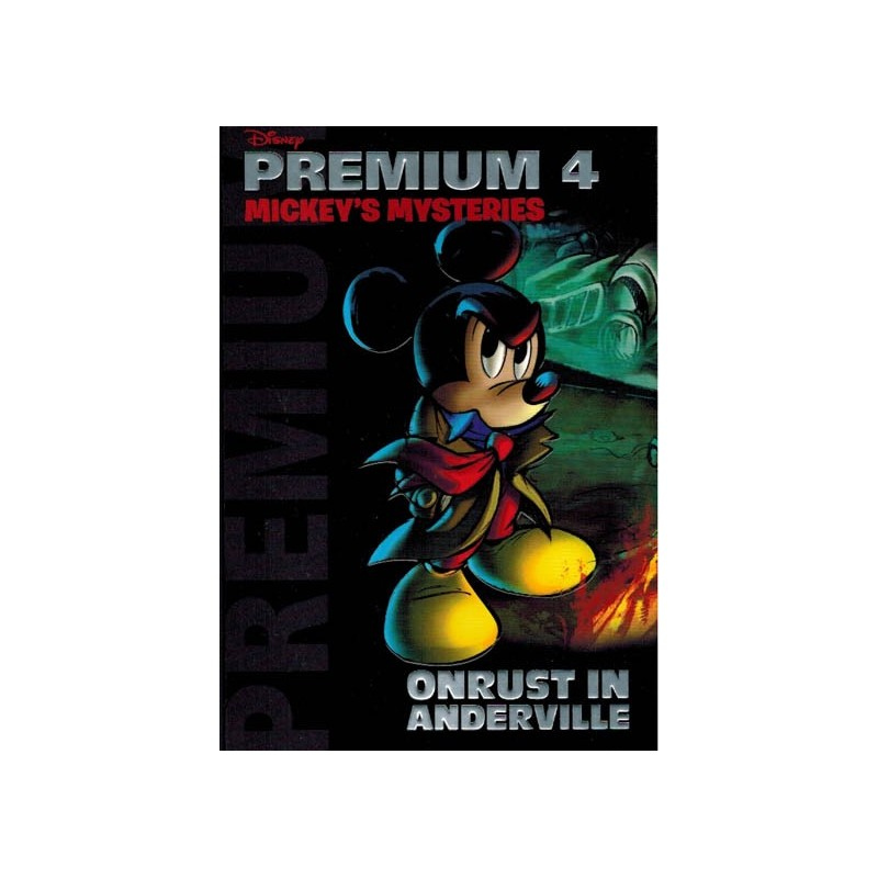 Donald Duck  Premium pocket 04 Mickey's mysteries Onrust in Anderville