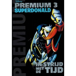 Donald Duck  Premium pocket 03 Superdonald in strijd met de tijd