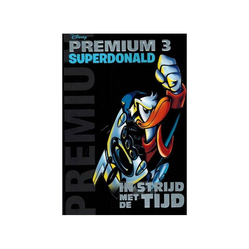 Donald Duck  Premium pocket 03 Superdonald In strijd met de tijd