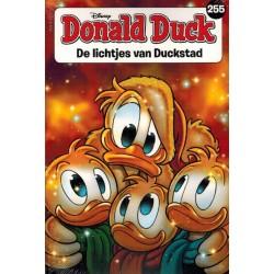 Donald Duck  pocket 255 De lichtjes van Duckstad