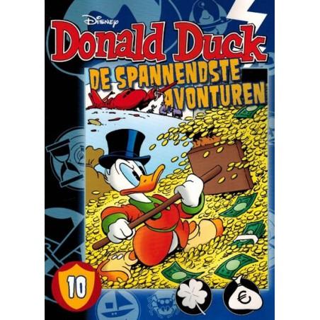 Donald Duck  Spannendste avonturen 10 Jan Gulbransson