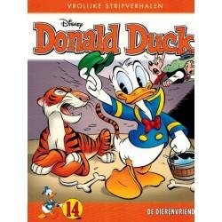 Donald Duck  Vrolijke stripverhalen 14 De dierenvriend