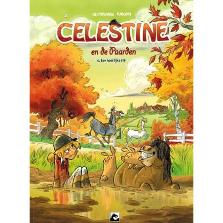 Celestine en de paarden 05 Een heerlijke rit