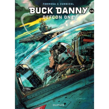 Buck Danny  55 Defcon one