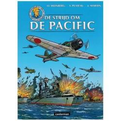 Lefranc  Reportages 08 De strijs om de Pacific (naar Jacques Martin)