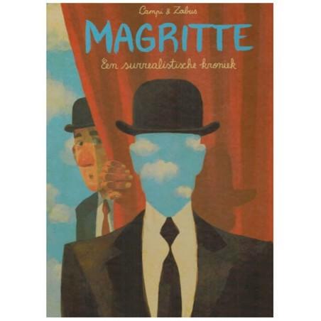 Campi strips HC Magritte Een surrealistische kroniek