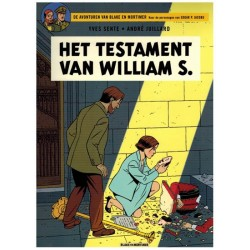Blake & Mortimer  24 Het testament van William S. (naar Edgar P. Jacobs)