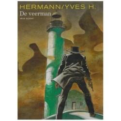 Hermann  strips HC De veerman (Vrije Vlucht)