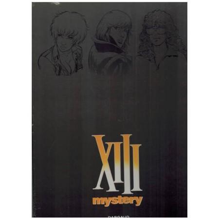 XIII  Mystery box 3 deel 7, 8 & 9 HC in luxe cassette
