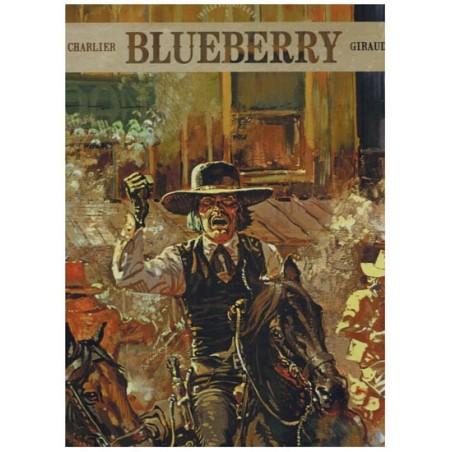 Blueberry   integraal HC 03 Het ijzeren paard / De man met de ijzeren vuist / Vlakte der Sioux