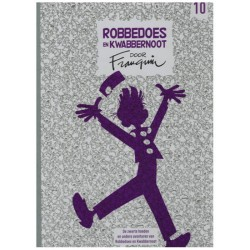 Robbedoes   en Kwabbernoot integraal 10 HC