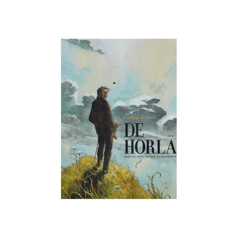 Sorel  strips HC De Horla (naar Guy de Maupassant) 1e druk 2016