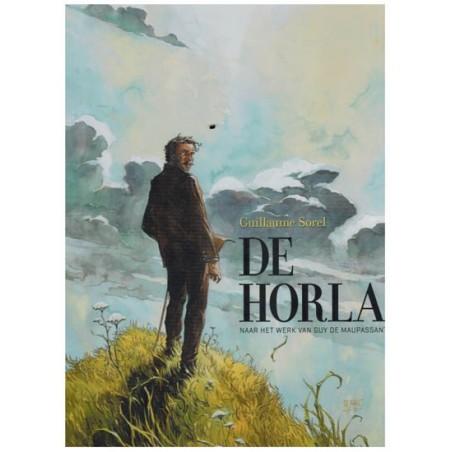 Sorel strips HC De Horla (naar Guy de Maupassant)