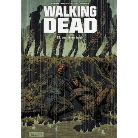 Walking dead 22 HC Een nieuw begin
