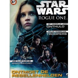Star Wars  NL Rogue One Het officiele filmboek