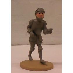 Kuifje  beeldje Kuifje ridder (Amerika pag. 50)