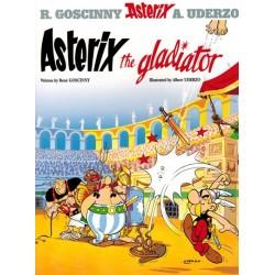 Asterix  UK 04 The gladiator Engelstalig