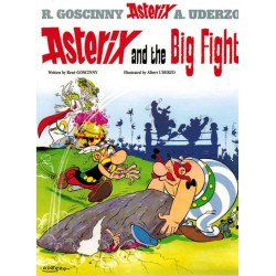 Asterix  UK 07 The big fight Engelstalig