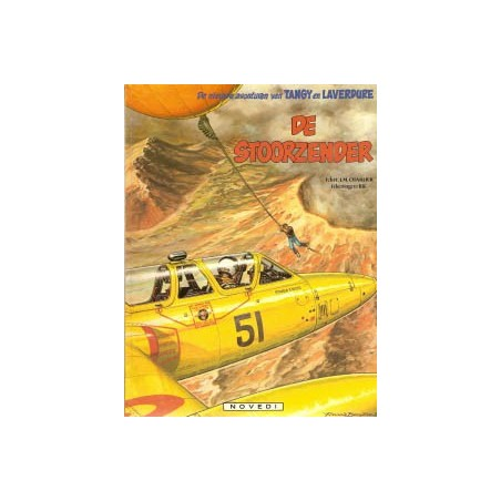 Tangy & Laverdure 22 De stoorzender 1e druk 1982