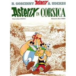 Asterix  UK 20 In Corsica Engelstalig