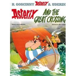 Asterix  UK 22 The great crossing Engelstalig