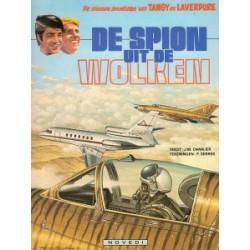 Tangy & Laverdure 24 De spion uit de wolken 1e druk 1984