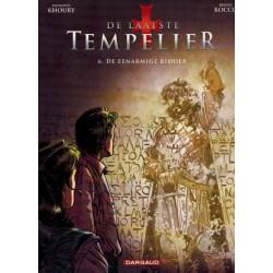 Laatste tempelier 06 De eenarmige ridder