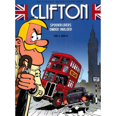 Clifton   Nieuwe avonturen 01 Spookrijders onder invloed