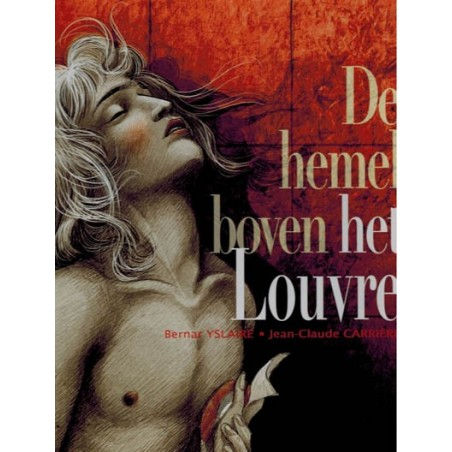 Yslaire  strips HC De hemel boven het Louvre