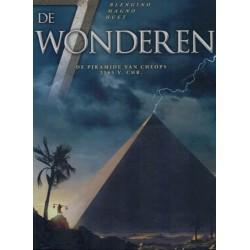 7 Wonderen HC 05 De piramide van Cheops 2565 v. Chr.