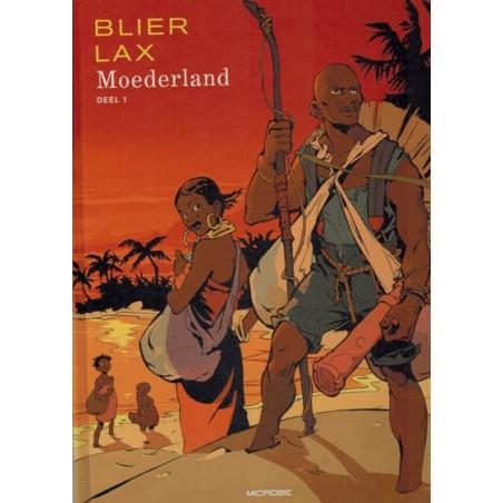 Lax strips HC Moederland 01
