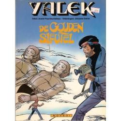 Yalek N09 De gouden sleutel 1e druk 1985