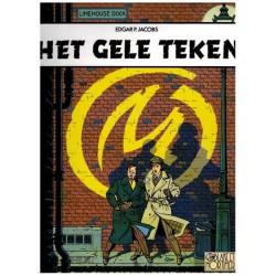 Blake & Mortimer  06 Het gele teken
