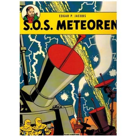 Blake & Mortimer  08 S.O.S. meteoren