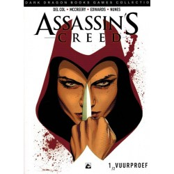 Assassin's creed Vuurproef 01