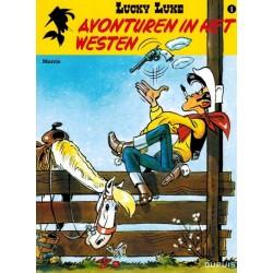 Lucky Luke    04 Avonturen in het westen