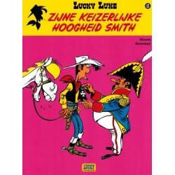 Lucky Luke    56 Zijne keizerlijke hoogheid Smith