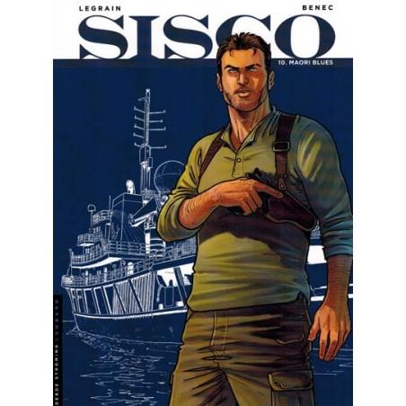 Sisco  10 Maori blues