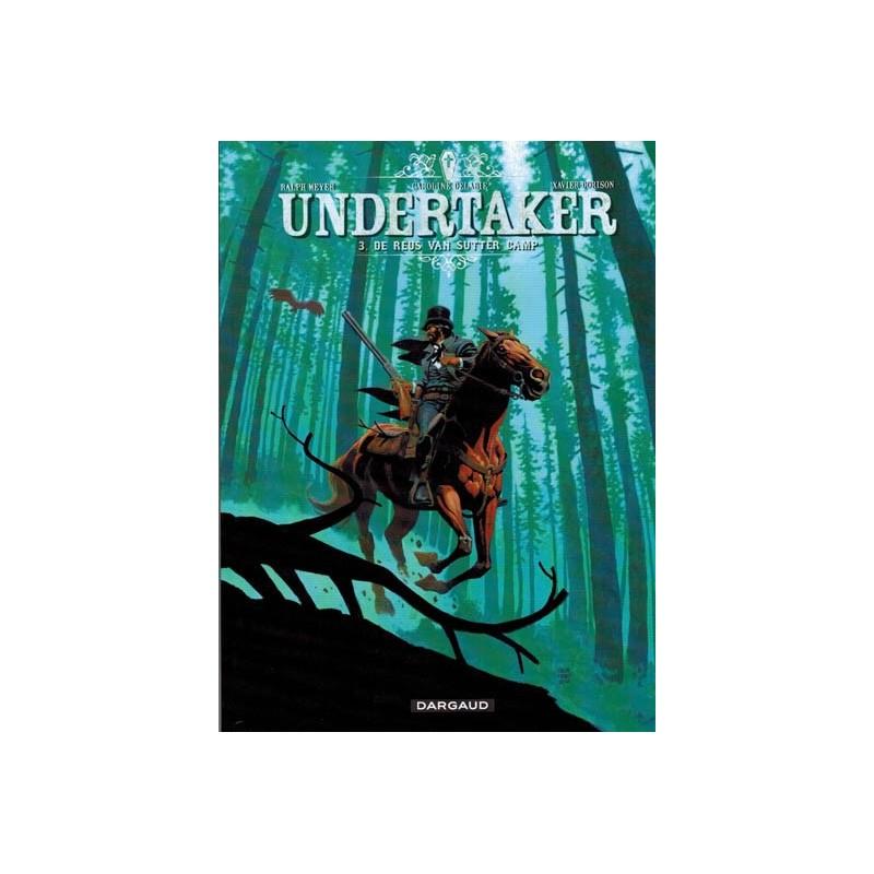 Undertaker 03 De reus van Sutter Camp