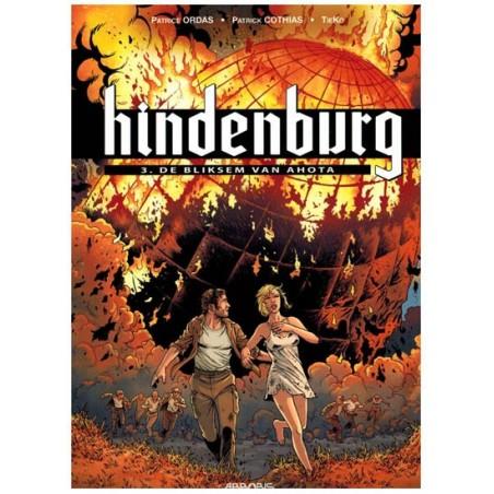 Hindenburg 03 De bliksem van Ahota