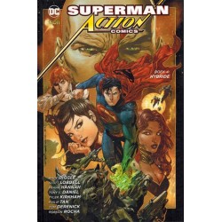 Superman  NL HC Action comics 04 Hybride
