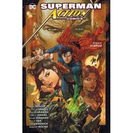 Superman  NL HC Action comics 04 Hybride