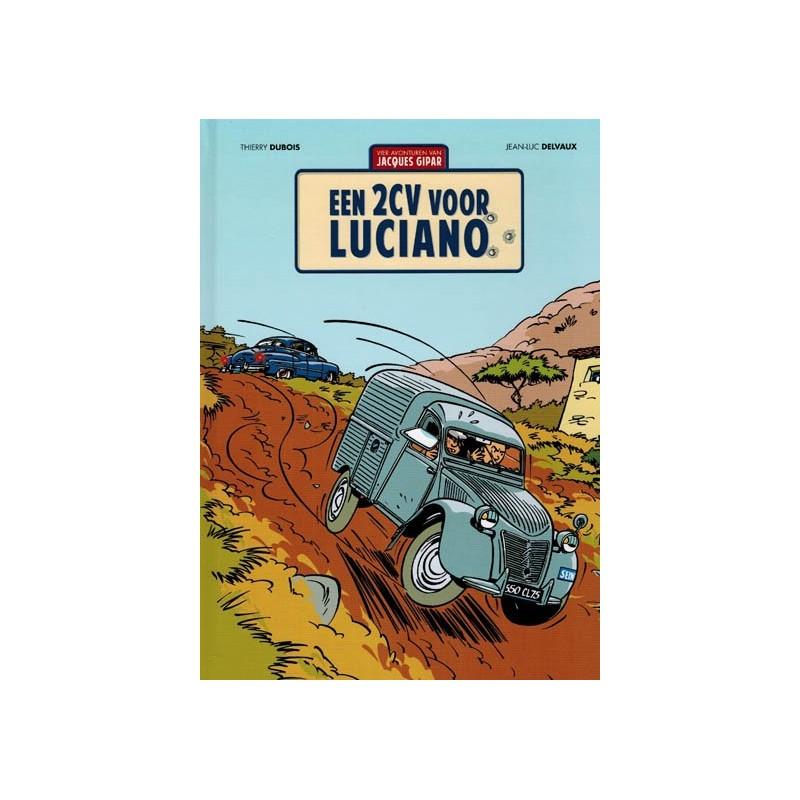 Jacques Gipar 03 HC Een 2CV voor Luciano