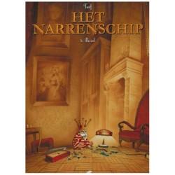 Narrenschip  HC 05 Puzzel