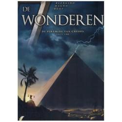 7 Wonderen 05 De piramide van Cheops 2565 v. Chr.