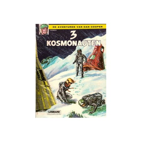 Dan Cooper 10<br>3 Kosmonauten