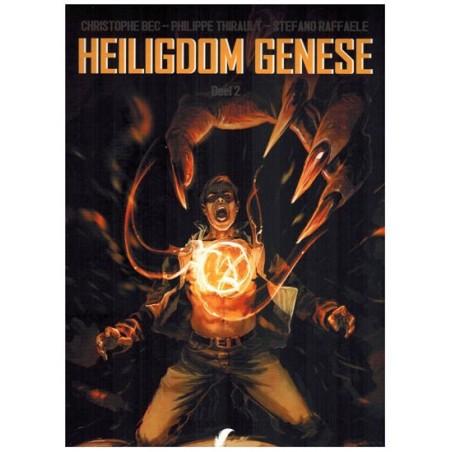 Heiligdom genese 02