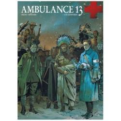 Ambulance 13 05 De ijzerveren
