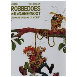 Robbedoes   Luxe HC 55 De marsupilami is woest