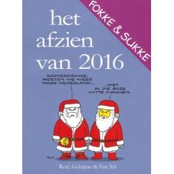 Fokke & Sukke Het afzien van 2016